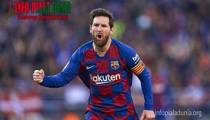 Fakta Lionel Messi Paling Sering Cetak Gol Gawang Arsenal