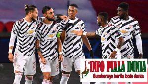 Menang Atas PSG Manchester United Bukukan Rekor Baru