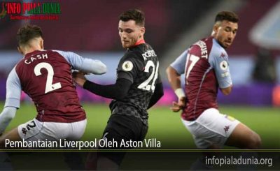 Pembantaian Liverpool Oleh Aston Villa
