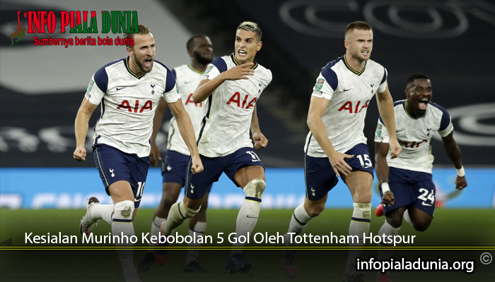 Kesialan-Murinho-Kebobolan-5-Gol-Oleh-Tottenham-Hotspur