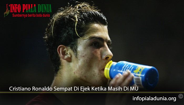 Cristiano-Ronaldo-Sempat-Di-Ejek-Ketika-Masih-Di-MU