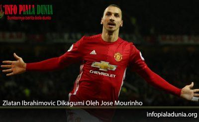 Zlatan-Ibrahimovic-Dikagumi-Oleh-Jose-Mourinho