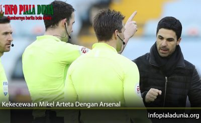 Kekecewaan-Mikel-Arteta-Dengan-Arsenal