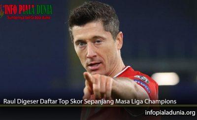 Raul-Digeser-Daftar-Top-Skor-Sepanjang-Masa-Liga-Champions